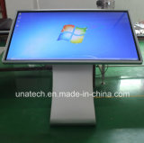 Indoor LED Digital Kiosk Monitor Display Full Color HD Network Advertising Custom LCD Touch Screen Price
