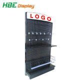 Hardware Store Perforated Panel Hand Tool Holder Display Rack