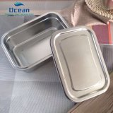 Korean Style Stainless Steel Bento Box Seal Food Storage Container