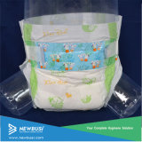 OEM Breathable Disposable Sleepy Baby Diaper