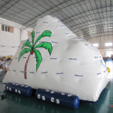 Inflatable Iceberg Water Climbing Wall Water Sport Game Toy