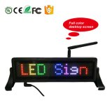 GSM Communication Full Color LED Auto Sign 8X48 LED Car Display Sign LED Display Car Display