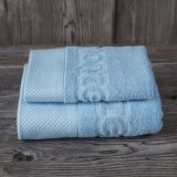 Comfortable Personalized Small Gift Face Hand Towels 100% Cotton Customized