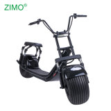 European Wholesale 1500W Adult Seev 200kg Load EEC Coc Citycoco Long Range Fat Tire Electric Motorcycle