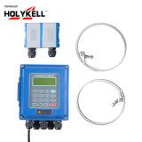 Economic Type Dn15 Dn700 Portable Ultrasonic Liquid Water Flow Meter