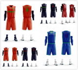 Cheap Basketball Jersey OEM Items 100%Polyester Good Quality Mens Basketball Team Jerseys