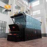 4000kg Industrial Horizontal Wood-Fired Chain Steam Boiler
