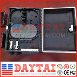 New Waterproof Black Color Fiber Optic FTTH Terminal Box