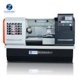 CK6140 Precision Horizontal Flat Bed Metal Automatic CNC Lathe Machine with Price