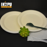 Food Grade Paper Pulp Plate, Biodegradable Plate