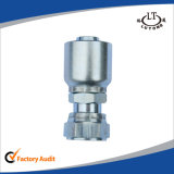 Chinese Factory Hydraulic Hose One Piece Parker Pipe Fittings