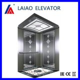Gearless Machine Mr Mrl Passenger Observation Home Elevator with Ard Device