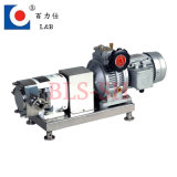 High Viscosity Rotor Lobe Pump Chocolate Transfer Pump