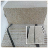Beige/Yellow Granite Border and Coping Pool Tile with Round Edge