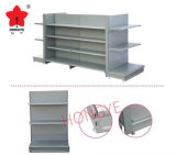 European Metal Gondola Supermarket Display Rack Shelf System (HY-009)