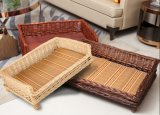 (BC-PK1014) High Quality Handmade Willow Kennel