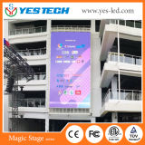 Outdoor High Brightness Full Color Fixed LED Display Screen
