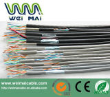 UTP LAN Cable with CE RoHS Apprval, Cat5e CAT6 CCA Cu CCC (WMV032805)