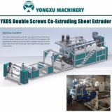 Yxds Double Screw Co-Extrusion Plastic Sheet Extruder,Ab/ABA Co-Extruding Sheet Machine,Two Color Plastic Sheet Making Machine,Flowerpot Plastic Sheet Machine