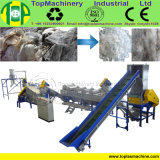Hot Sale HDPE Film Washing Line for Recycling PE PP Woven Bags Film with Dewatering Machine