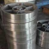 Custom Solid Castor Cast Iron Wheels