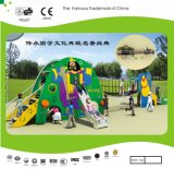 Kaiqi Medium Sized Colourful Cartoon Children′s Playground Set (KQ21053A)