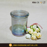Colorful Stash Jars for Candle with Airtight Cover