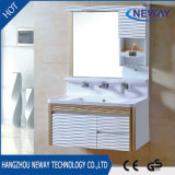 High Quality PVC Mirrored Bathroom Vanity for Sale