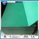 Interlocking Colorful Rubber Tile Paver Wearing-Resistant Rubber Tile