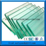 8-12mm Clear Door Glass Tempered /Toughened Glass
