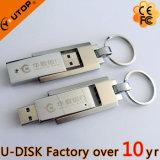 Custom Swivel Metal USB Flash Drive Corporate Promotion Gift (YT-1209)