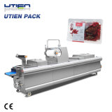 Factory Automatic Thermoforming Vacuum Gas Flush Filling Package/Pack/Packing/Packaging Machine
