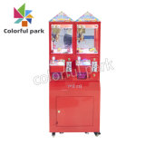 Colorful Park Toy Crane Indoor and Outdoor Prize Claw Game for 2 Players