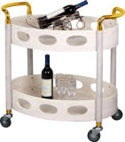 White Hotel Liquor Trolley Fw-85A
