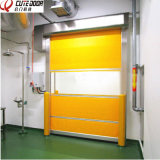 New Technology Product PVC Soft Curtain Automatic High Speed Door