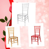 China Wholesale Crystal Wedding Tiffany Chair