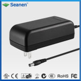 on-off Type AC 15V 3.3A UL DC Power Adapter