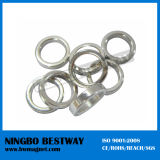 N38 Zn Coating Neodymium Magnet Ring
