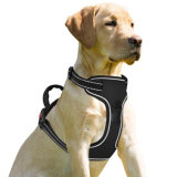 Large Dog Harness with Reflective Strip No-Pull, Adjustable and Breathable Pet Harness