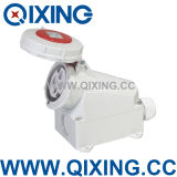 Qixing European Standard Surface Mounted Socket (QX1206)