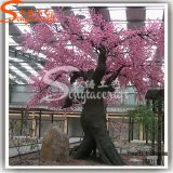 Artificial Flower Tree in Red Made in Professional Manufacturer