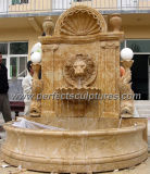 Stone Marble Wall Fountain for Outdoor Garden Ornament (SY-W155)