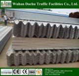 W-Beam Roadside Stainless Steel Barrier