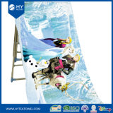 100% Cotton Custom Printed Beach Towel
