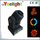 RGBW Full Color 10W Mini Moving Head LED Spot Light