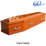 Funeral Supplier Wooden Casket Wooden Coffin