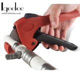 Igeelee Pex-1632 Plumbing Clamping Tool Kit Is Used for Rehau His 311 Water Plumbing System for Flex Pipe or Rehau Pipes