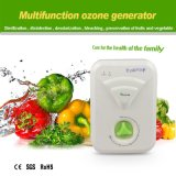 Multifunctional Water and Air Ozone Purifier Fruit Vegetables Washing Sterilizer