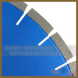 Segmented Saw Blade for Cutting Building Materials