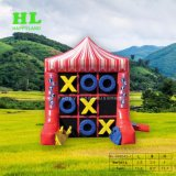 Inflatable Educational Tic Tac Toe Game for Kids and Adults